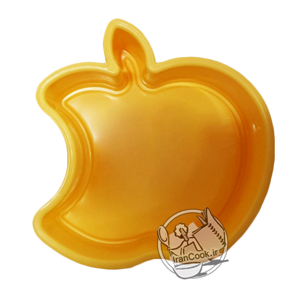 قالب ژله طرح اپل