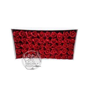 جعبه گل رز عطری