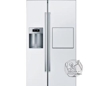 یخچال ساید بای ساید مدل KAD80A104