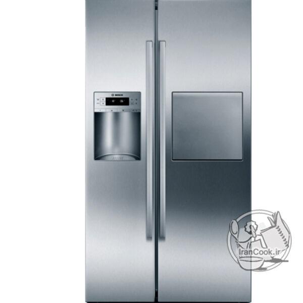 یخچال ساید بای ساید مدل KAD80A404