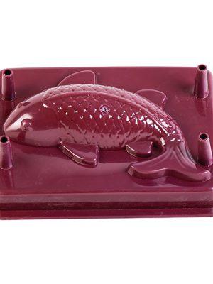 قالب ژله پلاستیکی طرح ماهی