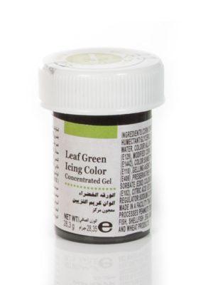 رنگ خوراکی ژله ای سبز طبیعی طرح ویلتون