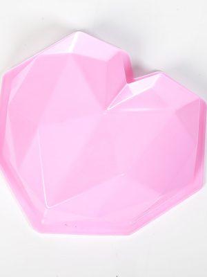 قالب ژله پلاستیکی قلب سورپرایز