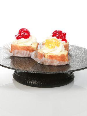 پایه گردان کیک چدنی سایز 25