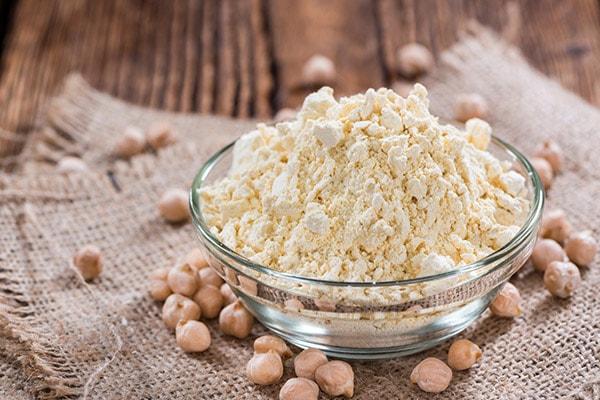 آرد نخودچی و کاربرد آرد نخودچی