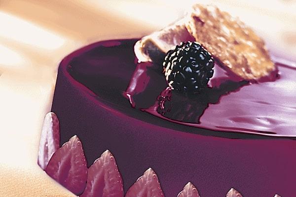 بریلو برای روکش کیک