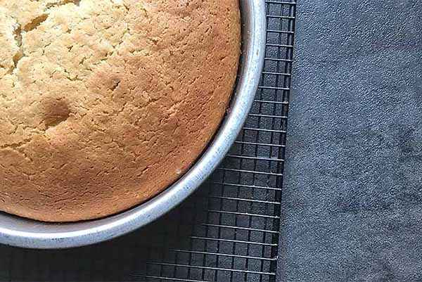 پخت کیک بدون فر