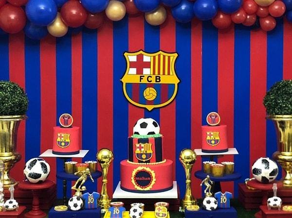 تم تولد بارسلونا