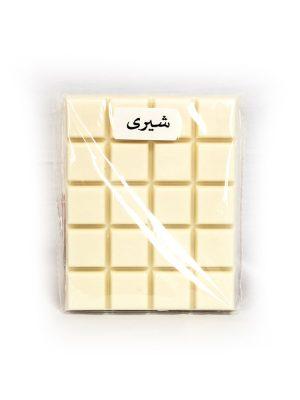 شکلات تخته ای شیری تاژینه