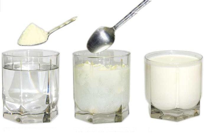 شیر خشک برای بزرگسالان