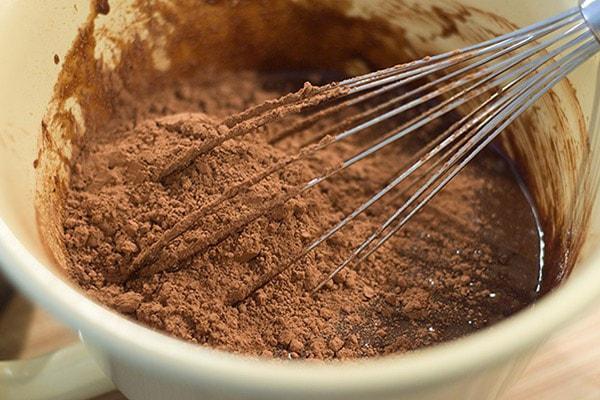 طریقه مصرف پودر کاکائو