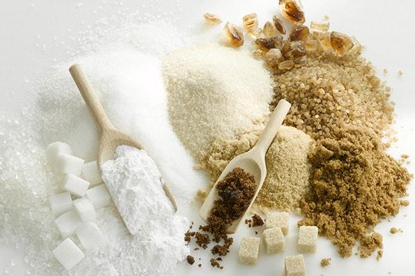 انواع شیرین کننده