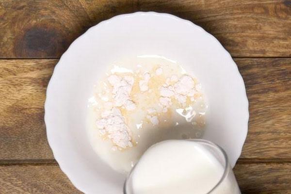 ماسک آرد برنج