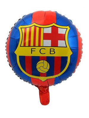 بادکنک فویلی تم بارسلونا