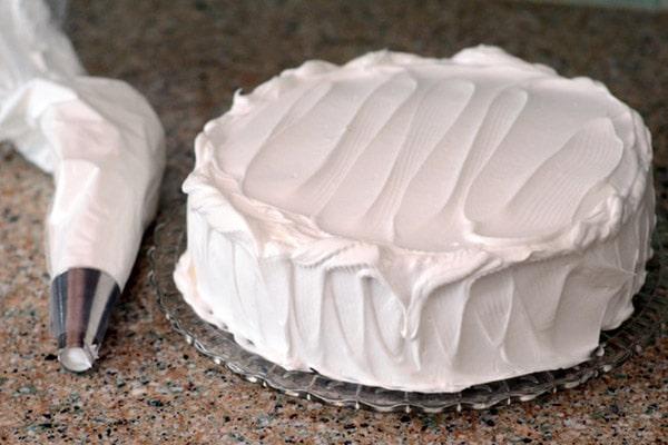 خامه کیک
