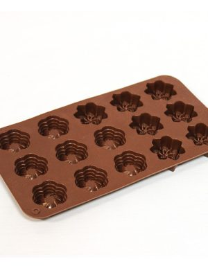 قالب شکلات سیلیکونی 2 طرح