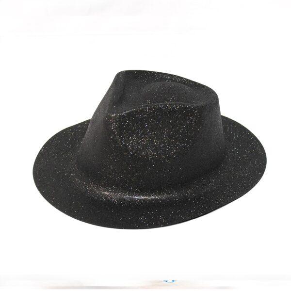 کلاه اکلیلی مشکی