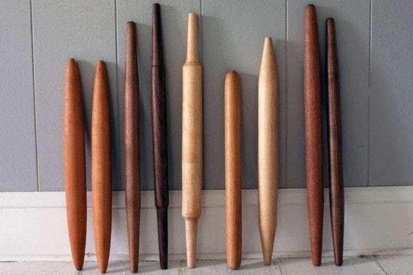 انواع وردنه چوبی
