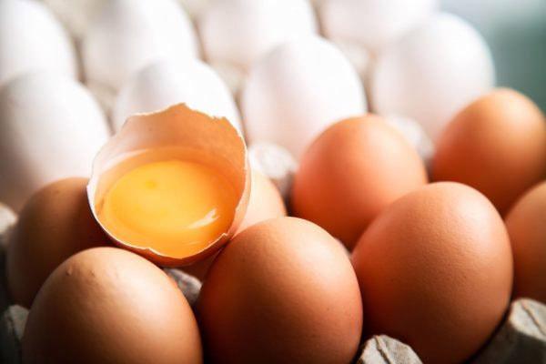 تخم مرغ تازه