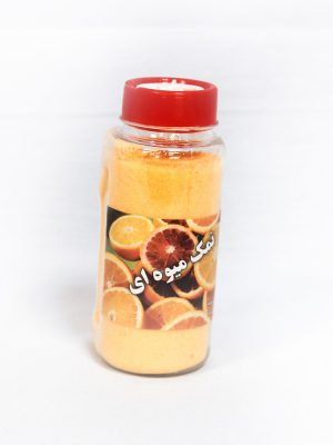 خرید نمک رنگی لیمویی