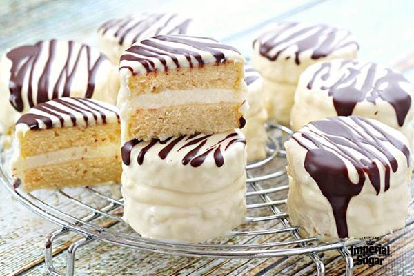 کاپ کیک زبرا