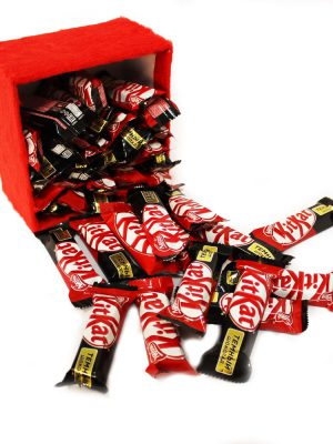 شکلات kitkat تلخ