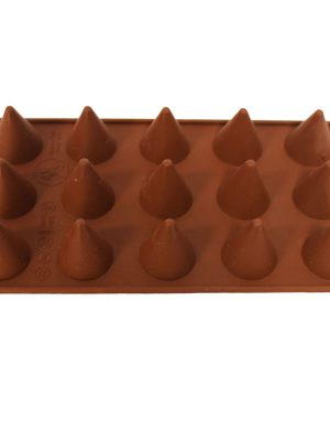 قالب شکلات سیلیکونی هرمی