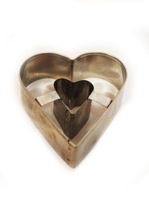 کاتر دونات قلب