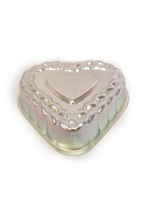خرید قالب قلب آلومینیوم دور بافت