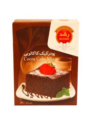 خرید پودر کیک کاکائویی رشد