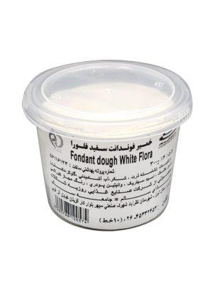 خرید خمیر فوندانت سفید 300 گرمی