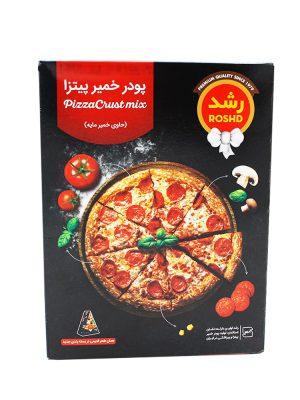 خرید پودر خمیر پیتزا رشد