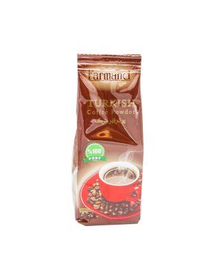 خرید پودر قهوه ترک فرمند