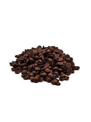 شکلات چیپسی کاکائویی تلخ
