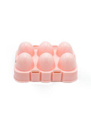 خرید قالب یخ کروی 6 تایی پلاستیکی