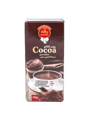 پودر کاکائو رشد