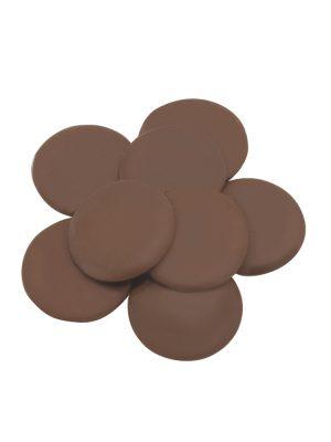 شکلات سکه ای تلخ کاله