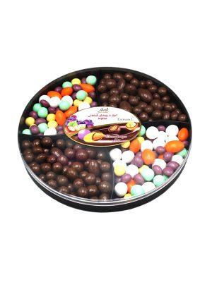دراژه آجیل با روکش شکلات و فانتزی
