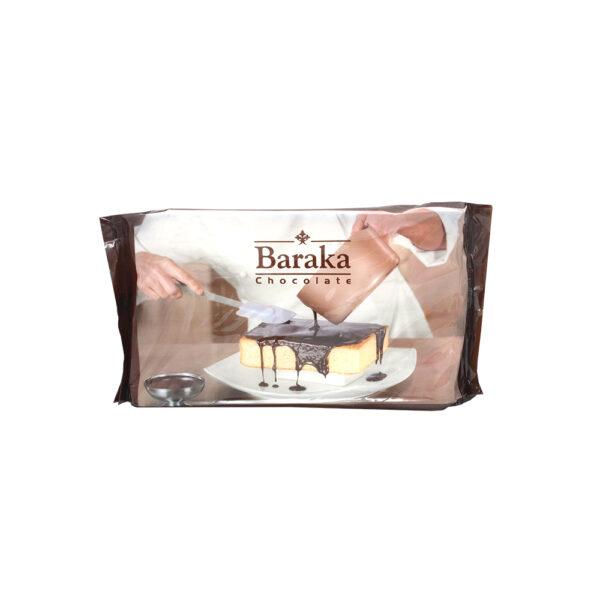 شکلات دلیکات سفید باراکا