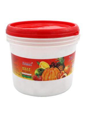 پودر ژله 3 کیلویی توت فرنگی فرمند